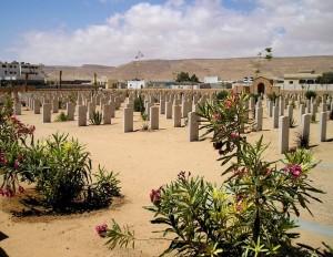 sollum war graves