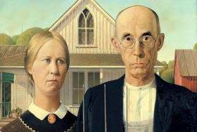 Image result for american gothic